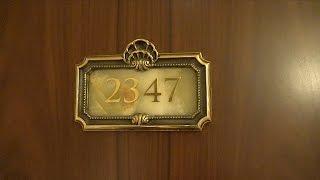 【2347号室】初ハーバービュー!(ホテルミラコスタ 2016年11月7日)