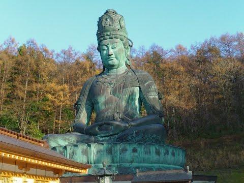 Seiryu-ji Showa Daibutsu (Great Buddha) Temple, Aomori Prefecture
