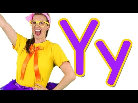 The Letter Y Song - Learn The Alphabet