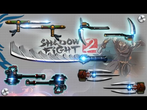 Shadow Fight 2 Top 5 Strongest Weapons