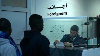 250 Migranten verlassen Libyen per Flugzeug
