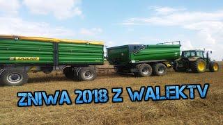 Żniwa 2018 z WalekTV