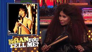 Chaka Khan on Prince, Aretha Franklin & Whitney Houston