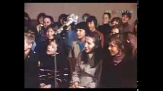 БДХ поёт песни из мультфильмов
