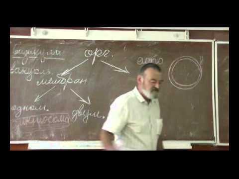 Вопрос: Какие органоиды немембранные, одномембранные, а какие двумембранные?