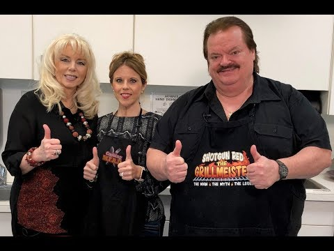Cooking with MFRD-Cornbread Cake (with Steve Hall, Miss Sheila and Shotgun Red)