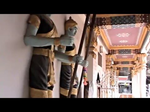 Kanchanaburi Town, World War II Museum and Art Gallery, Kanchanaburi Province,  Thailand. ( 51 )