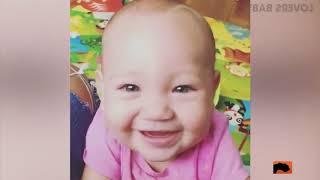 TOP 5 BEST FUNNY Cute Chubby Baby Moments  -  Funny Baby Video