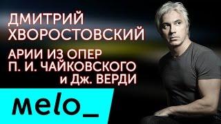 ДМИТРИЙ ХВОРОСТОВСКИЙ - Оперные Арии / DMITRIY KHVOROSTOVSKIY - Arias from operas (Альбом 2007)