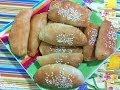 طريقة عمل القرص بالعجوه و الجبنه (البوريك) How to make cheese and date filled bun