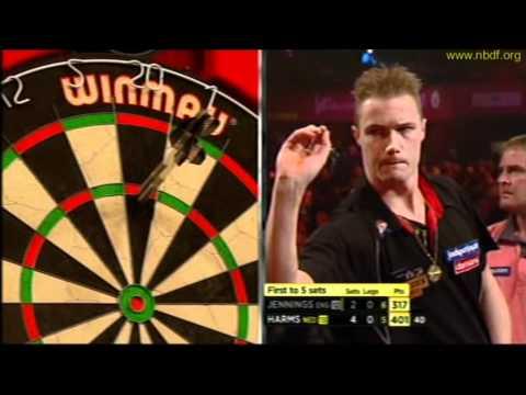 Paul Jennings - Wesley Harms 1/4 WDC 2012.wmv