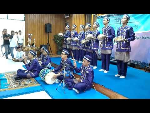 Marawis SMK PJ YAKAPI Pasar Minggu@SMKN 20 Jakarta 12.09.2015
