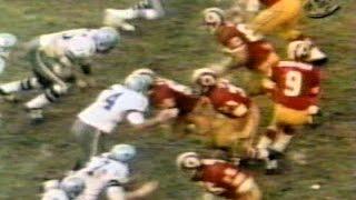 Washington Redskins 1972 Vintage Season Highlights