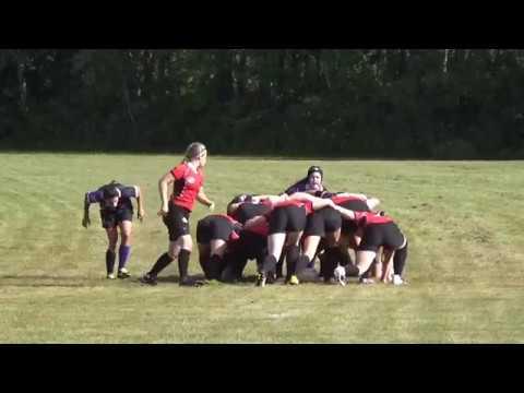 (WI-17') HS-Girls Rugby - Spash vs. Pulaski (Full Match) 9/9/17