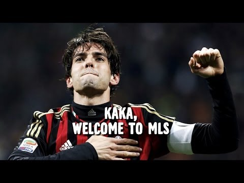Kaka becomes the newest soccer superstar to join MLS