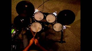 The Running Free - Coheed and Cambria - Drum Cover
