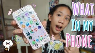 What in my phone?📱โทรศัพท์ใหม่ iphone 7 สุดฟรุ้งฟริ้ง✨ [Nonny.com]