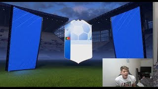 ONE OF THE BEST PACK OPENINGS OF MY LIFE!! (FIFA 18 TOTGS)