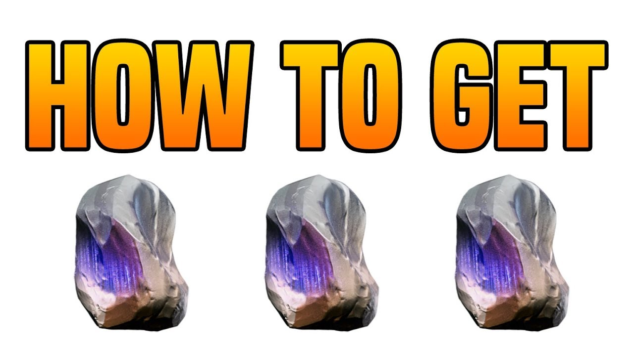 Warframe how to get Argon Crystals - 7 Argon Crystals in 6 minutes