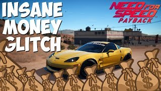 Need For Speed Payback | INSANE MONEY GLITCH | Working