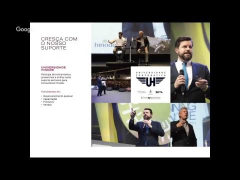 Apresentação de negocios com Felipe Thiesen