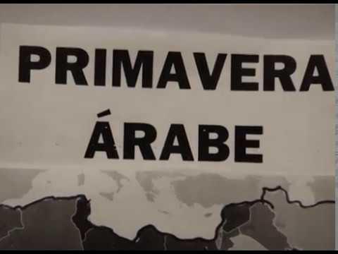Primavera Árabe - breve explicación