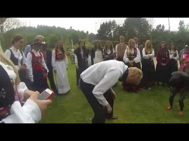 The 17th of May, the Norwegian national day celebration at Hald, and the information week end (Moro Med Misjon). The last video that I made at Hald before we left.
