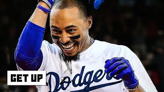 Mookie Betts and David Price make the Dodgers 'scary' - Jeff Passan | Get Up