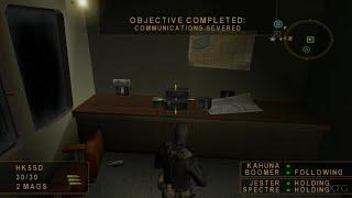 SOCOM U.S. Navy SEALs PS2 Gameplay HD (PCSX2)