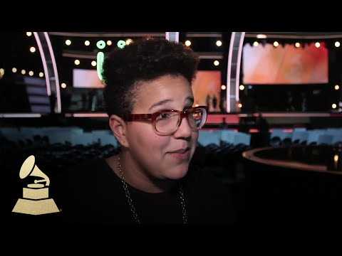 Alabama Shakes Brittany Howard Interview | 58th GRAMMYs