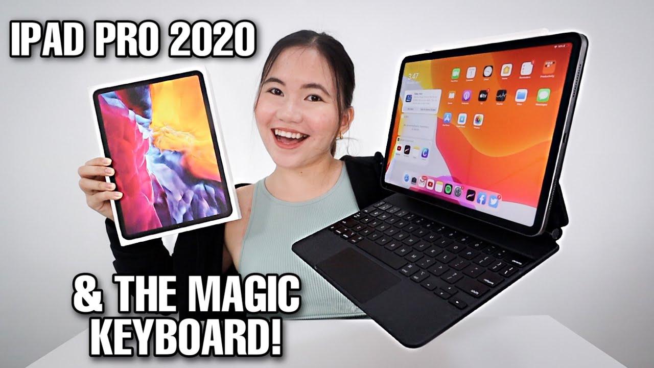 iPAD PRO 2020 UNBOXING: IT'S FINALLY WORTH IT! - YouTube