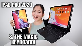 iPAD PRO 2020 UNBOXING: IT'S FINALLY WORTH IT!