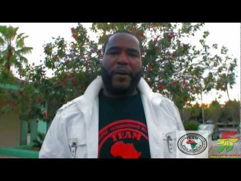 Dr. Umar Johnson Team Pan- African Meeting Of The Minds