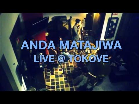 Anda Matajiwa - Riders on the storm (The Doors cover) @tokove