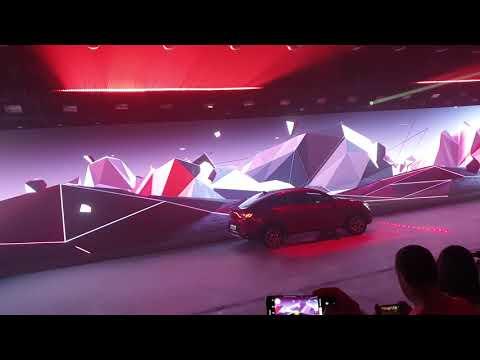 Мировая премьера Renault Arkana / Renault Arkana World Premiere