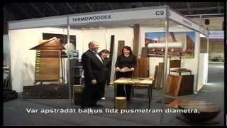 Компания TERMOWOODEX(Термообработка древесины -- технология уникальная. Что будет с деревом, если его подвергнуть жару в 2 сотни..., 2012-10-16T13:54:21.000Z)