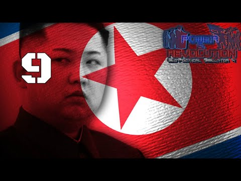 War With Japan Power and Revolution (Geopolitical Simulator 4)North Korea Part 9 2018 Add-on