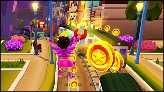 Wordy Weekend: Name Hunting with Carmen - Subway Surfers: Chicago