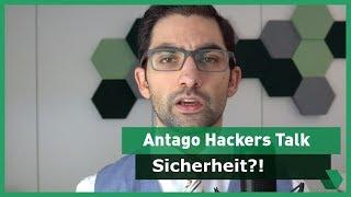 Hackers Talk: Was bedeutet IT-Sicherheit und wie erreiche ich diese?