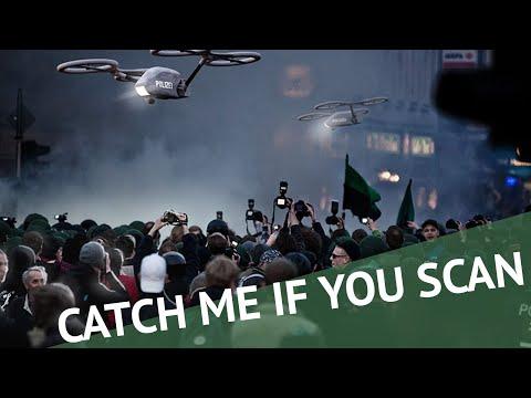 Digitaler Salon: Catch me if you scan