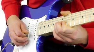 Queen - Crazy Little Thing Called Love Guitar Lesson | How to Play!