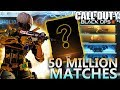 50 MILLION Matches in Black Ops 3 = NEW Weapons