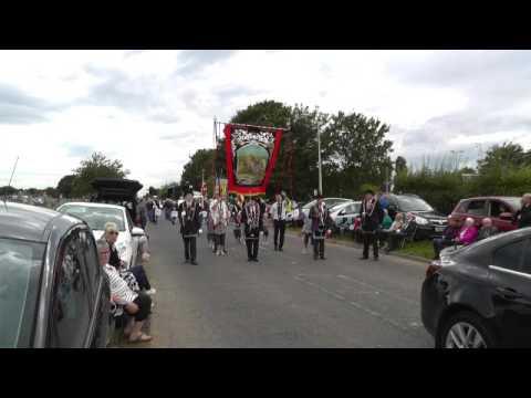 Moorfields Flute Band