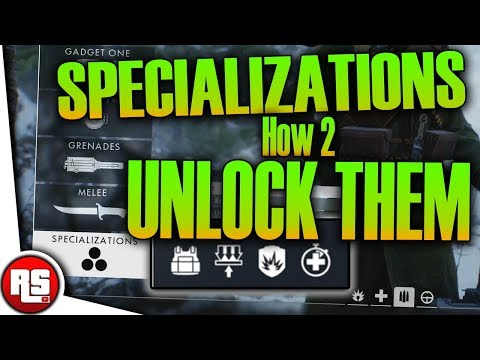 Battlefield 1 specializations, how to unlock, bf 1 service assignments, in the name of the tsar dlc