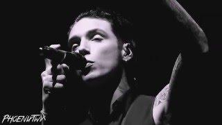 Andy Black - Saviour (Live At KOKO, London, England) 20/5/16