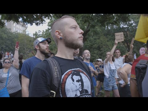Former neo-Nazi confronts Unite the Right from YouTube · Duration:  6 minutes 8 seconds