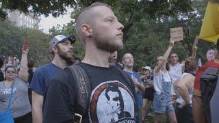 Former neo-Nazi confronts Unite the Right