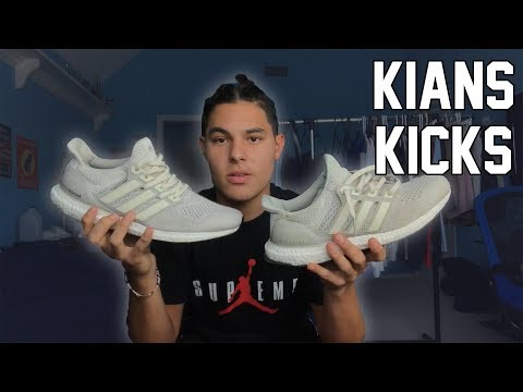 Kians Kicks sneaker collection – User Submitted