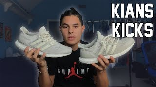 Kians Kicks sneaker collection - User Submitted