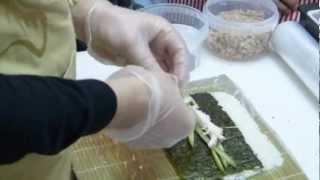 Мастер-Класс по Японской кухне.